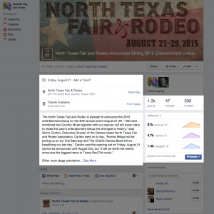 North Texas Fair & Rodeo on Facebook